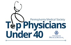 Top Physicians Under 40 logo